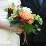 Studio Kate Floral - Colorful Bridal Bouquet with Roses
