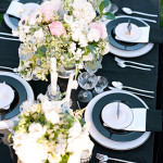 Studio Kate Floral - Wedding Centerpiece and Place Settings