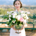 Studio Kate Floral - Spring Wedding Centerpiece