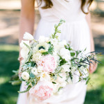Studio Kate Floral - Pink and White Bridal Bouquet